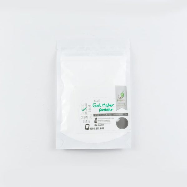 Gel-maker-powder